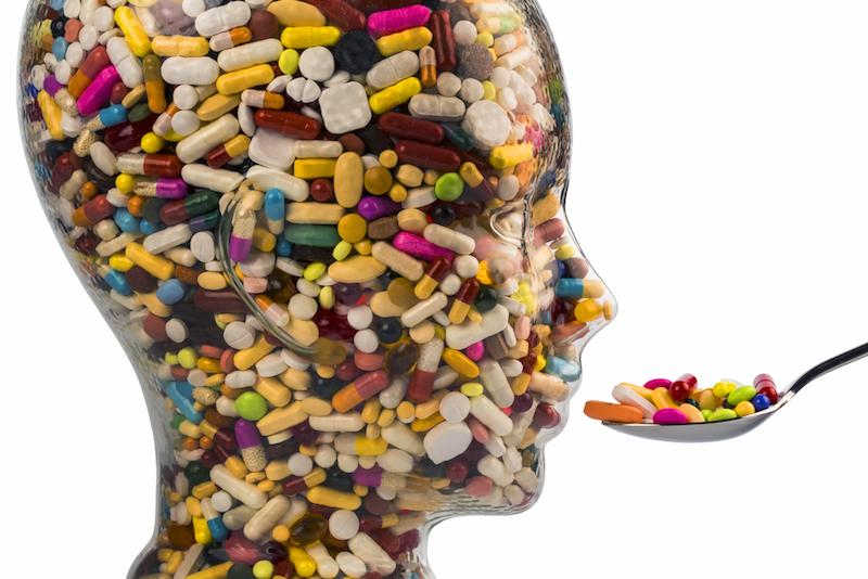 treat IC with antihistamines