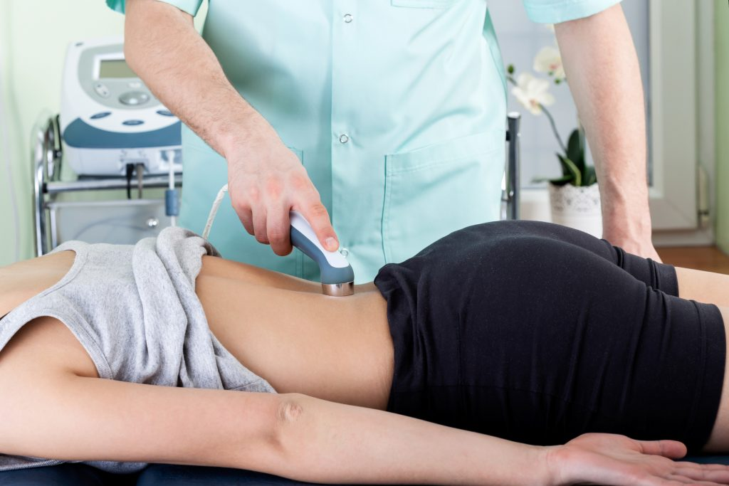 laser therapy for interstitial cystitis